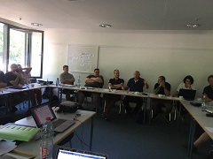 SDRV Workshop 2017 in Hannover